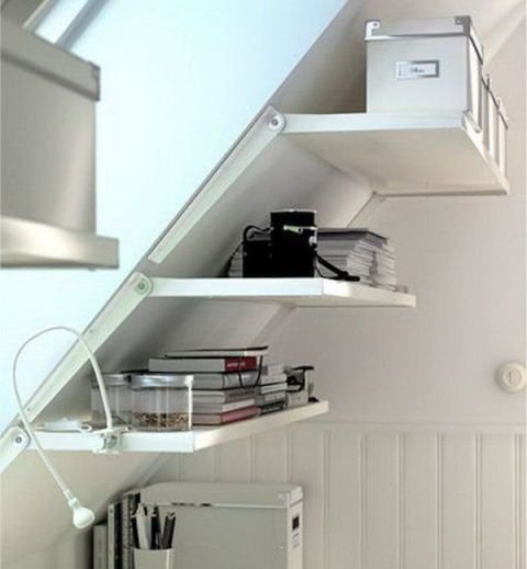 Fabulous Attic Design Ideas To Try This Year16