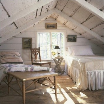 Fabulous Attic Design Ideas To Try This Year33