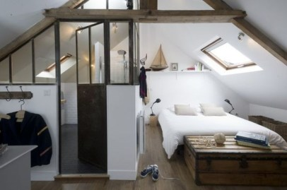 Fabulous Attic Design Ideas To Try This Year38