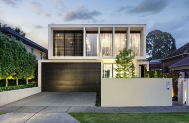 Gorgeous Natural Home Light Architecture Design Ideas16