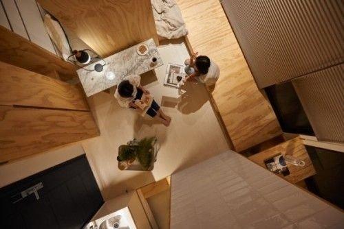 Gorgeous Natural Home Light Architecture Design Ideas24