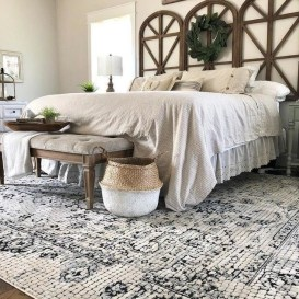 Magnificient Farmhouse Bedroom Decor Ideas To Try Now08