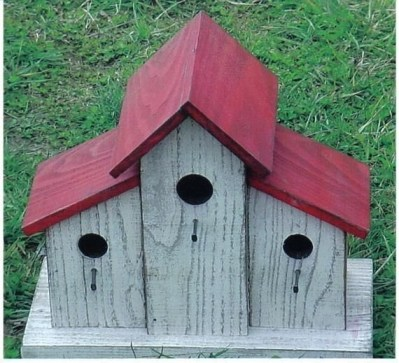 Magnificient Stand Bird House Ideas For Garden21