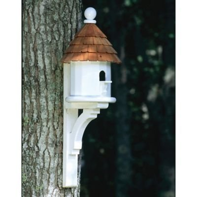 Magnificient Stand Bird House Ideas For Garden49