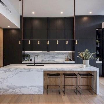 Modern Kitchen Island Designs Ideas That Will Impress You38