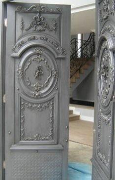 Popular Door Ornament Design Ideas For You13