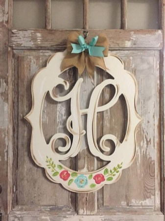 Popular Door Ornament Design Ideas For You17