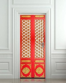 Popular Door Ornament Design Ideas For You22