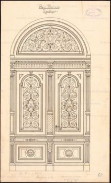 Popular Door Ornament Design Ideas For You26