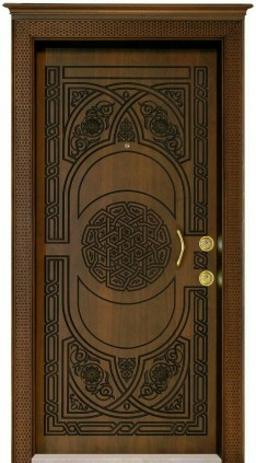 Popular Door Ornament Design Ideas For You35