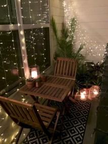 Popular Small Apartment Balcony Decor Ideas For You28