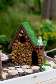 Pretty Fairy Garden Design Ideas To Try14