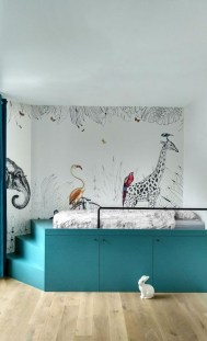 Relaxing Kids Room Designs Ideas That Strike With Warmth And Comfort39