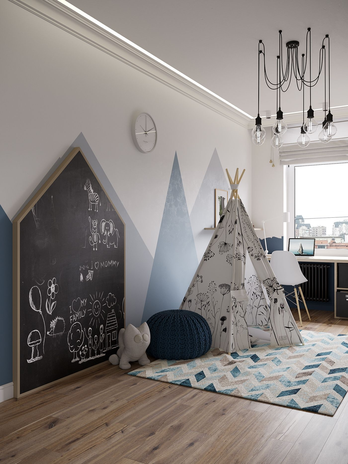 Relaxing Kids Room Designs Ideas That Strike With Warmth And Comfort42