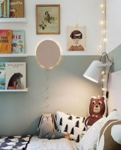 Relaxing Kids Room Designs Ideas That Strike With Warmth And Comfort43