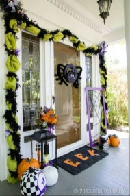 Stylish Outdoor Halloween Decorations Ideas That Everyone Will Be Admired Of18