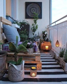 Superb Apartment Balcony Decorating Ideas To Try22
