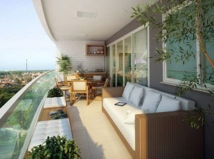 Superb Apartment Balcony Decorating Ideas To Try48