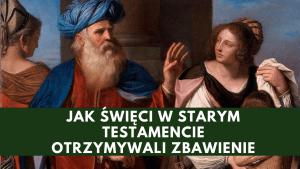 zbawienie w Starym Testamencie