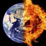 Subida de temperatura en la Tierra