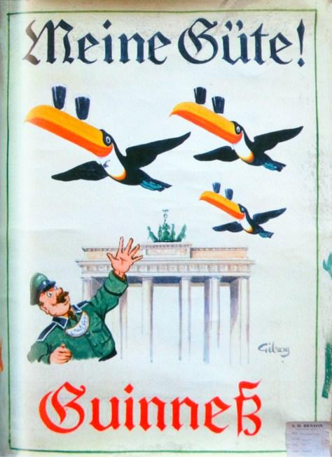 Guinness Brandenburg Gate
