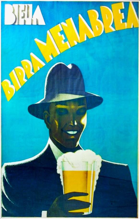 Hat man poster