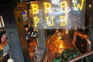 Crescent City Brewhouse, New Orleans