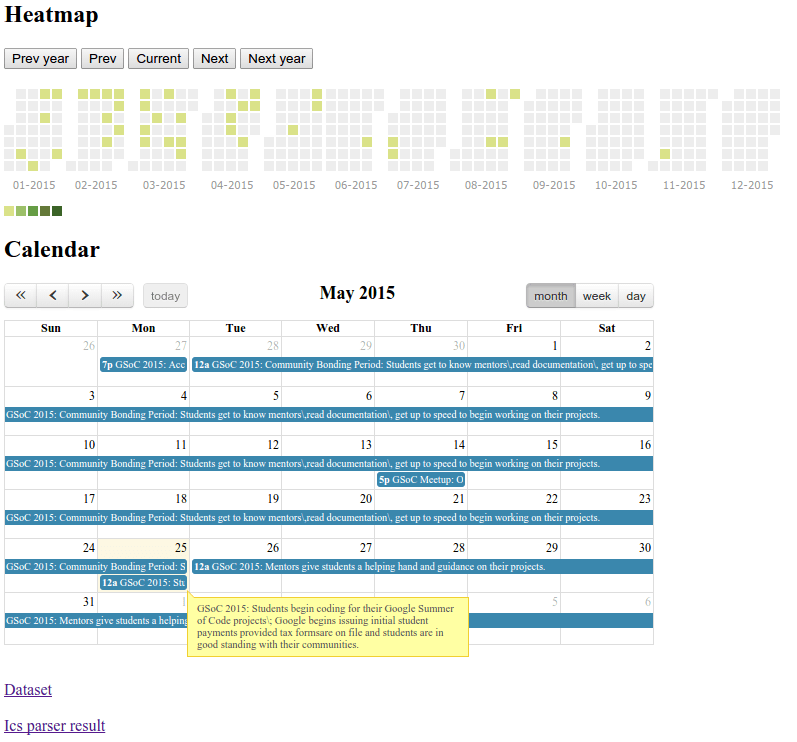 Ics debugging tool screenshot 1