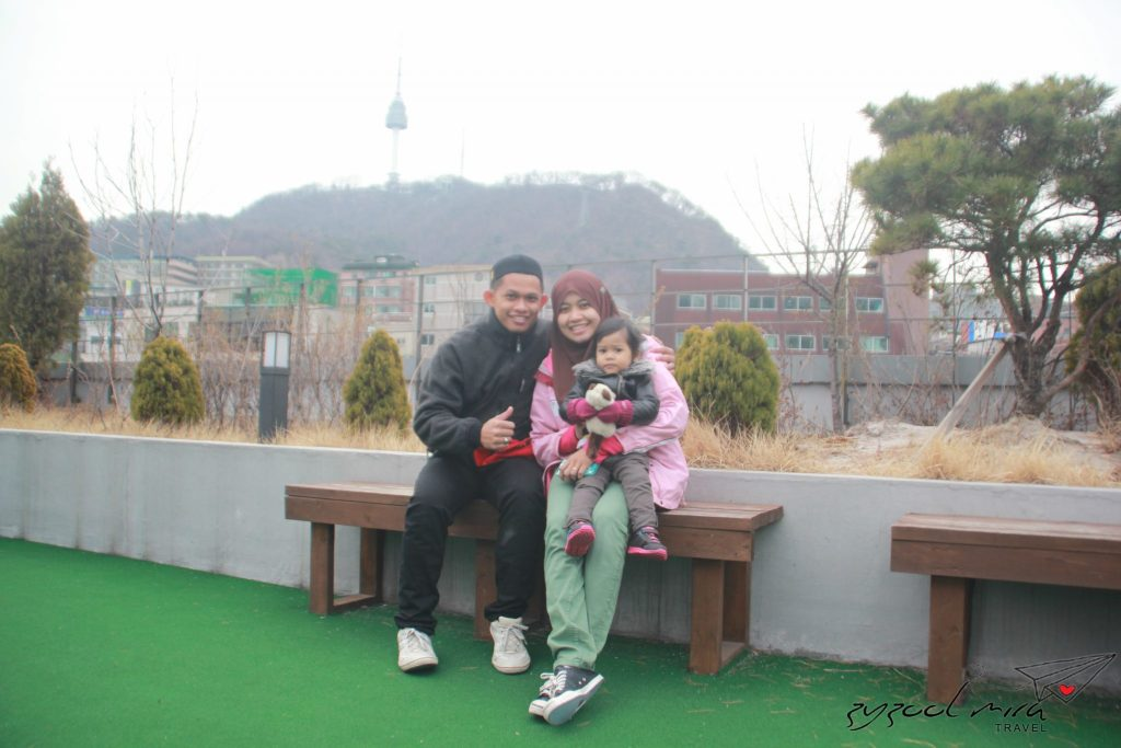 Roof Top Namsan Guest House 3
