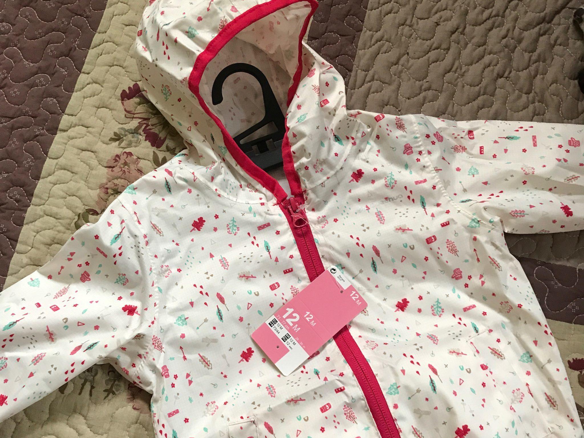 Baju Hujan Compact untuk Kanak-kanak
