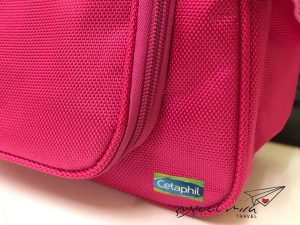 FREE Travel Toiletry Pouch : Cetaphil Malaysia