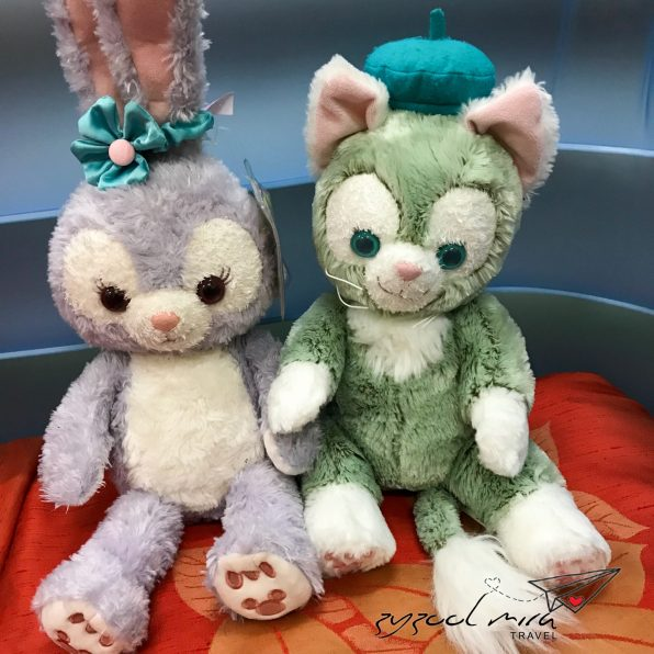 Stella Lou & Gelatoni plush toy