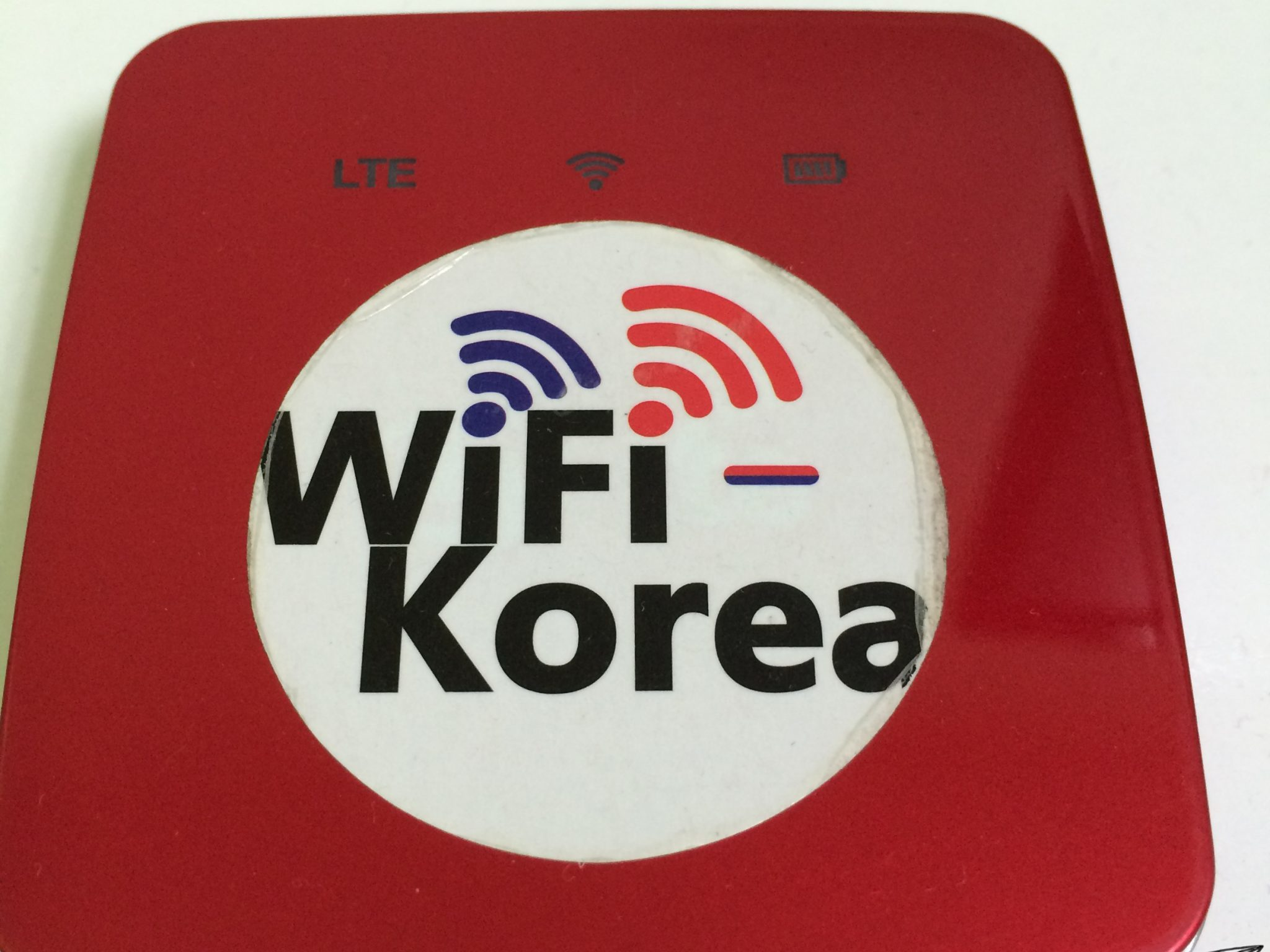 Wifi Pocket Everywhere SpeedPack (ESP) Korea