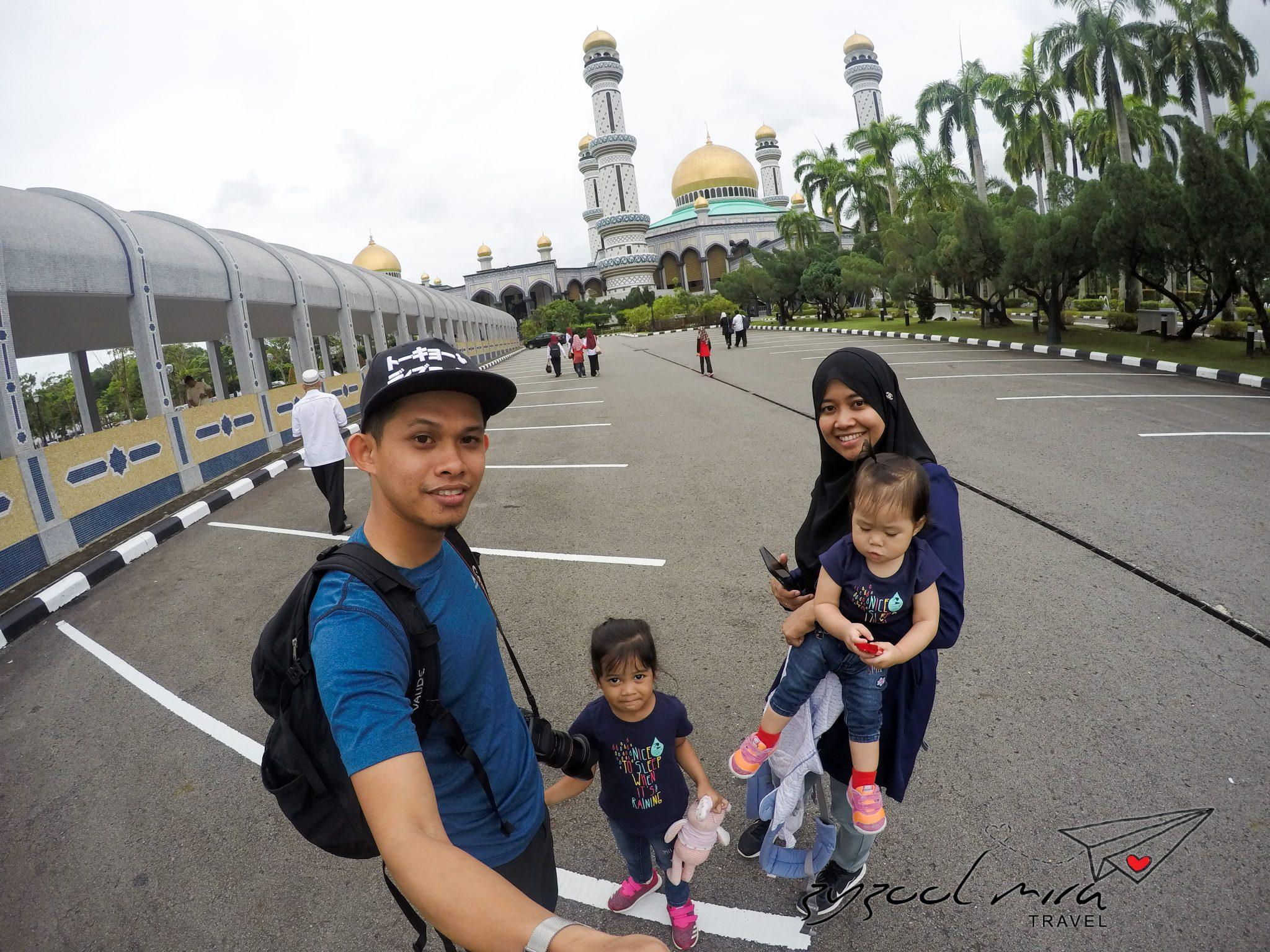7 Tips Percutian ke Brunei 4 hari 3 malam