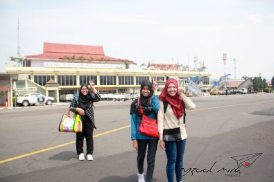 Alhamdulillah selamat tiba di Bandung