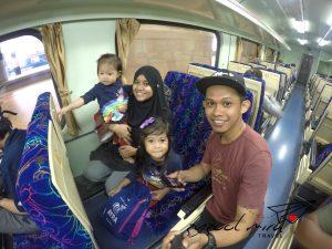 14 Tips ke Singapura dengan menaiki keretapi (KTM)