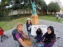 Malaysian Family Travel Bangkok
