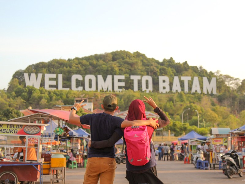 Malaysian Family Travel Batam