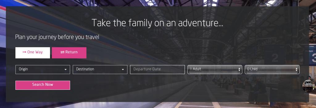 Membeli Tiket Keretapi KTMB