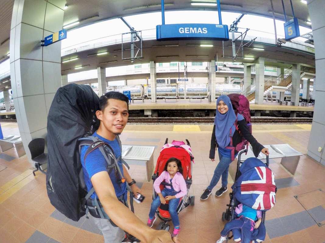 Malaysian Family Travel Gemas
