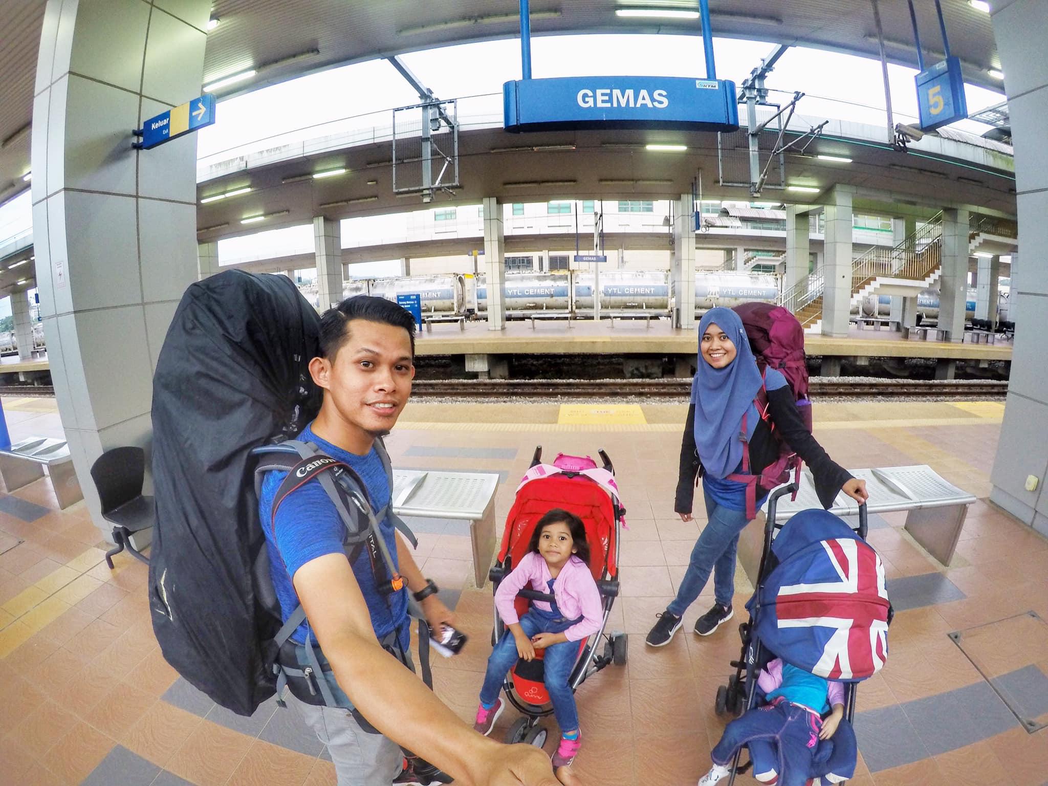 Day 1 Kembara Bangkok | Dari Kulai ke Taiping