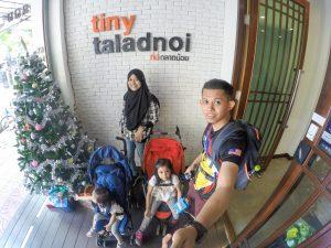Tiny Taladnoi Hostel Bangkok, Thailand