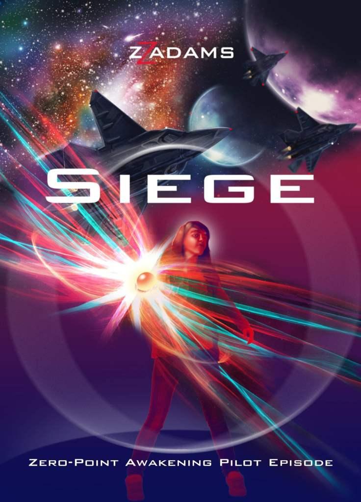 Book Cover: Siege