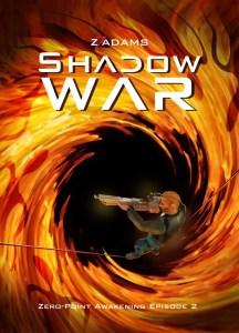 Book Cover: Shadow War