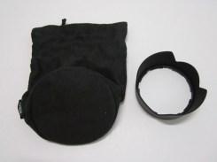 镜头Pouch和遮光罩