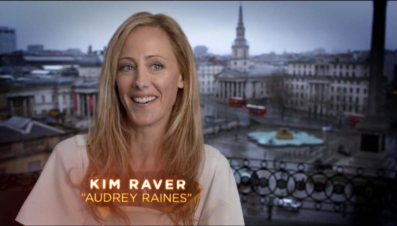Kim Raver (Audrey Raines)